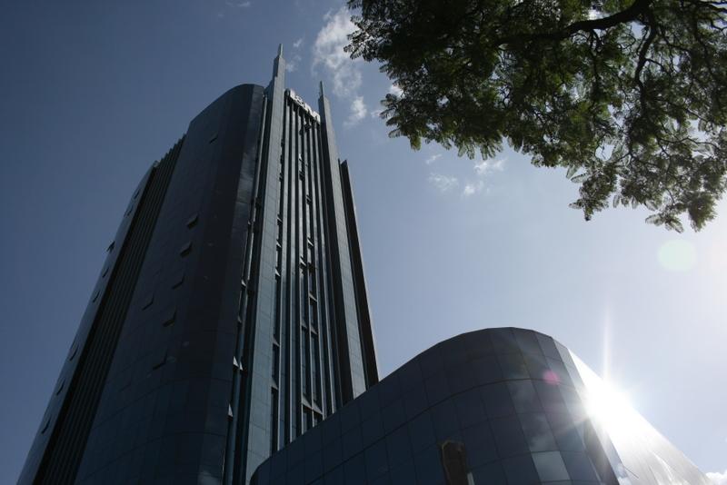 Nairobi mirror building