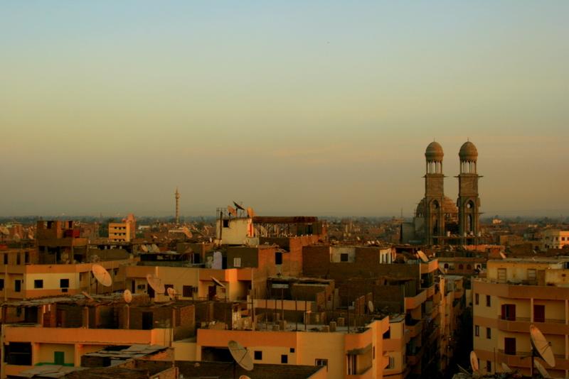 Luxor skyline